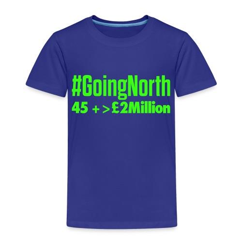The BNI Journey - Kids' Premium T-Shirt