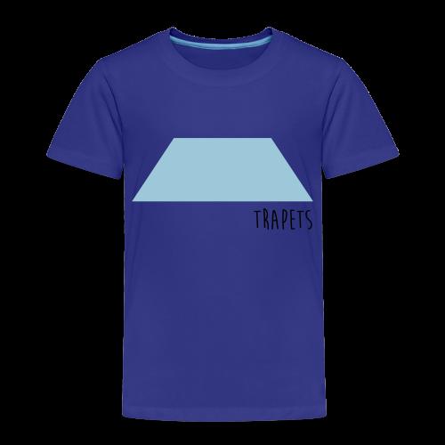 Trapets Ekologisk T-shirt - Premium-T-shirt barn