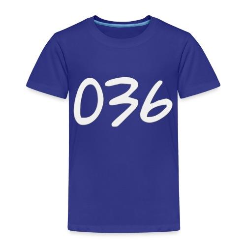 036 - Kinderen Premium T-shirt