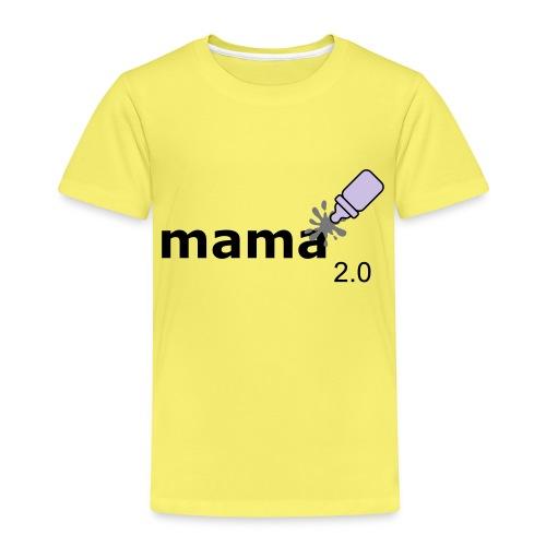 Mama_2-0 - Kinder Premium T-Shirt