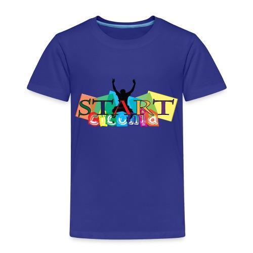 Ciconia Start - Maglietta Premium per bambini
