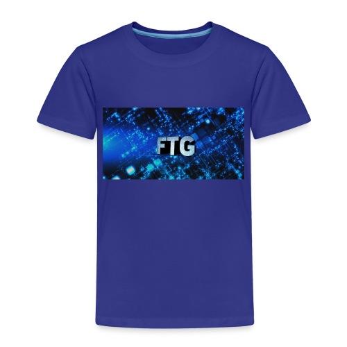 Futurtechno merch - Kids' Premium T-Shirt