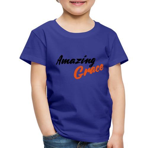 amazing grace - T-shirt Premium Enfant