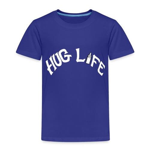 White Hug Life - Kids' Premium T-Shirt