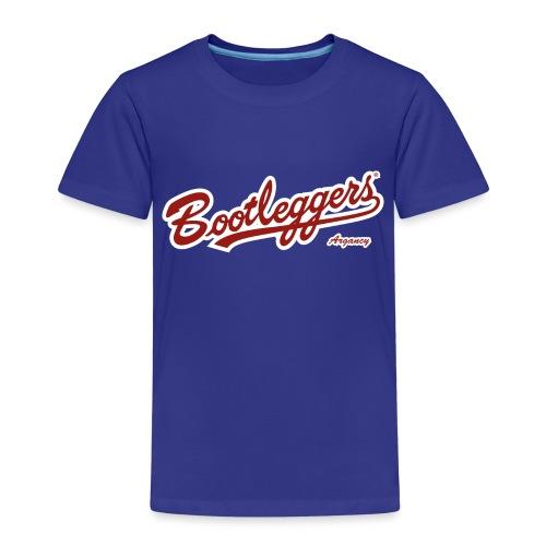 logo-bootleggers-argancy- - T-shirt Premium Enfant