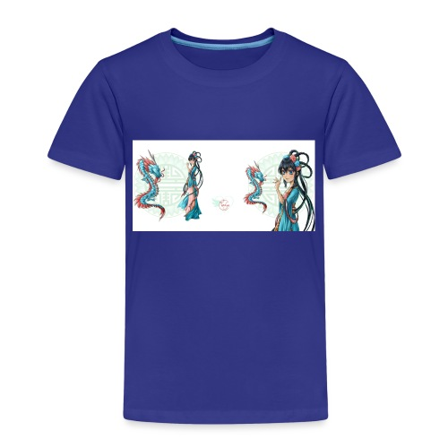 Blue Dragon mug - T-shirt Premium Enfant