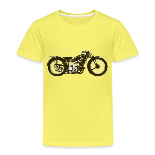 Classic Cafe Racer - Kids' Premium T-Shirt