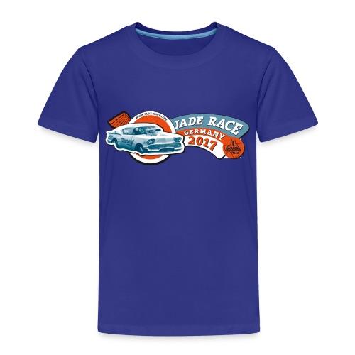 Jade Race 2017 - Kinder Premium T-Shirt