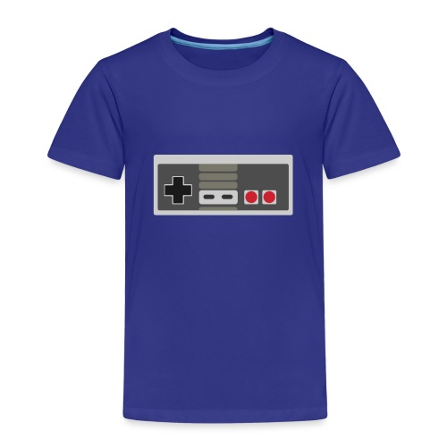 In Control - Retro Style! - Kinder Premium T-Shirt