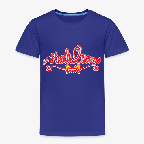 The Harlequeens Logo - Kinder Premium T-Shirt