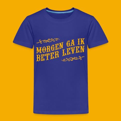 tshirt yllw 01 - Kinderen Premium T-shirt