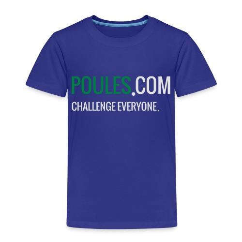Challenge Everyone - Kinderen Premium T-shirt