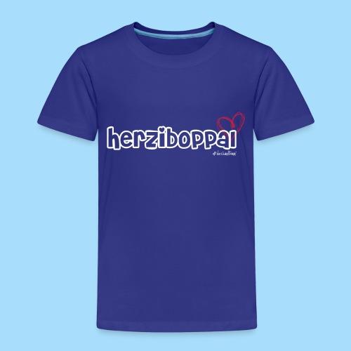 Herziboppal - Kinder Premium T-Shirt