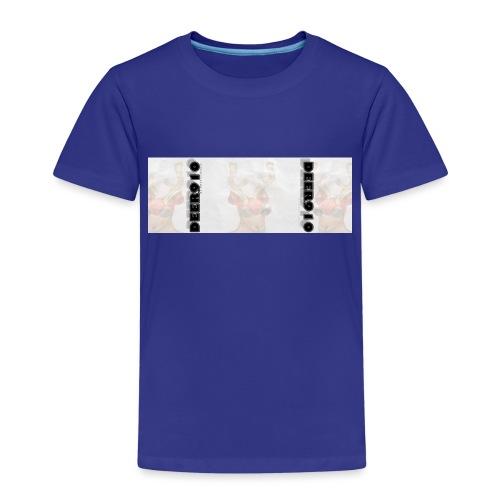 DEER910 #2 - WITH BACKGROUND - Kids' Premium T-Shirt