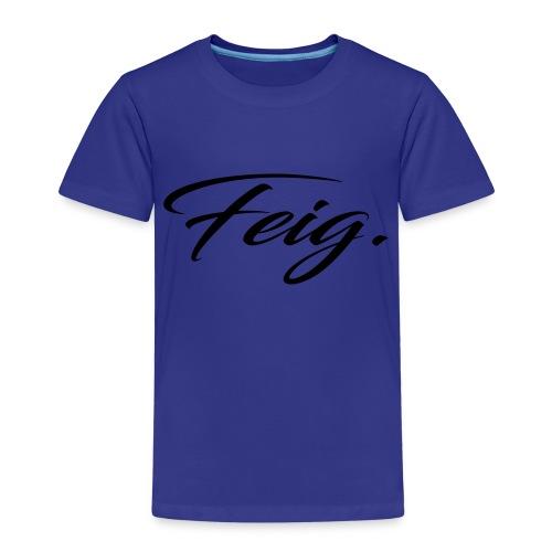Feig - Kinder Premium T-Shirt