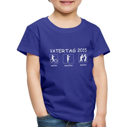 Vatertag #01 - Kinder Premium T-Shirt