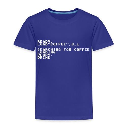 LOADCOFFEE,8,1 - Koszulka dziecięca Premium