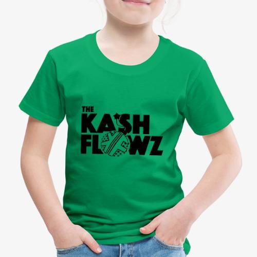 The Kash Flowz Official Bomb Black - T-shirt Premium Enfant