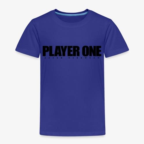 GET READY PLAYER ONE! - Børne premium T-shirt