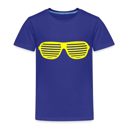 lunette jaune - T-shirt Premium Enfant