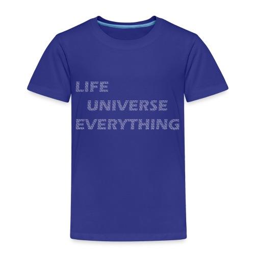 fourtytwo - Kids' Premium T-Shirt