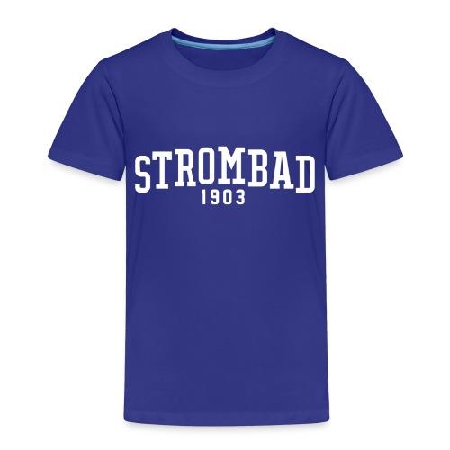 lido di Krido Strombad College - Kinder Premium T-Shirt