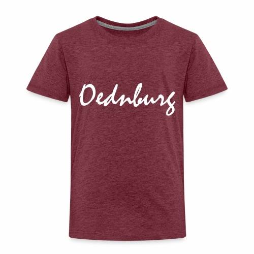 Oednburg Wit - Kinderen Premium T-shirt