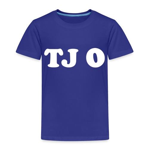TJ 0 - Lasten premium t-paita
