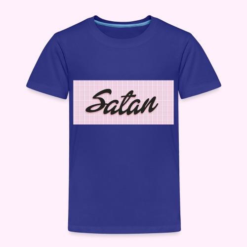 Satan cap - Lasten premium t-paita