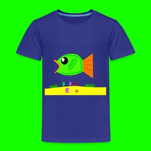 Kiwi Fish png - Kids' Premium T-Shirt