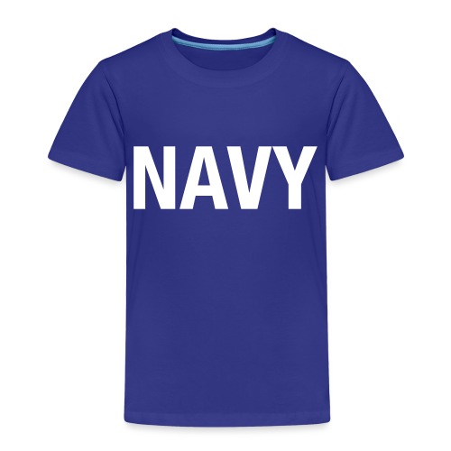 NAVY - Kids' Premium T-Shirt