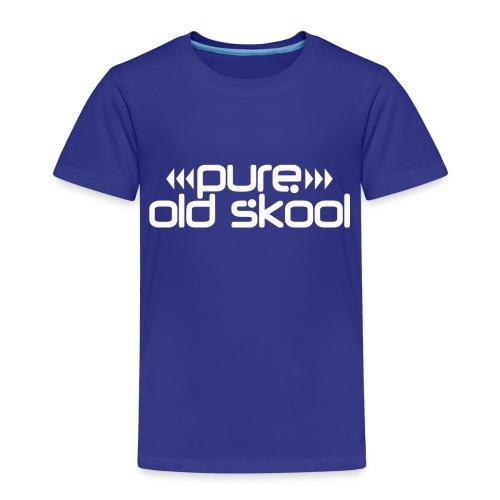 POS SNAP BACK CAP - Kids' Premium T-Shirt