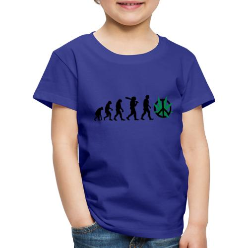 Evolution Cannabis - Kinder Premium T-Shirt
