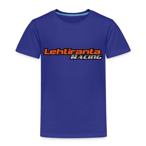 Lehtiranta racing - Lasten premium t-paita