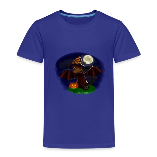 Mindy pumpkin witch - Kids' Premium T-Shirt