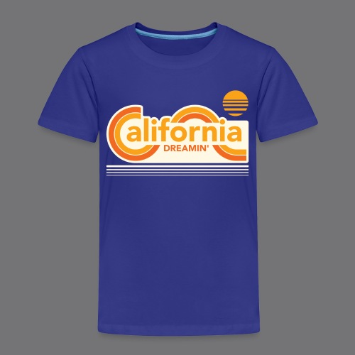 CALIFORNIA DREAMIN Tee Shirts - Kids' Premium T-Shirt