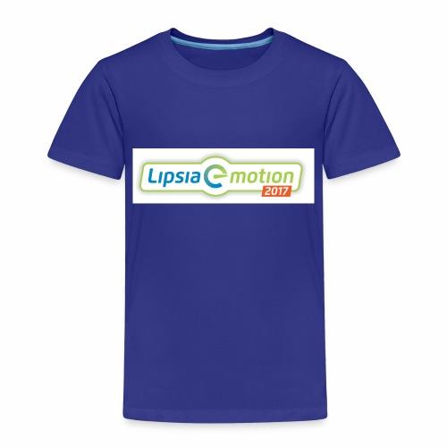 Liipsia-e-motion 2017 - Kinder Premium T-Shirt