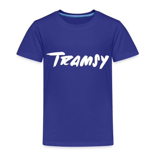 Tramsy - web development - Premium-T-shirt barn