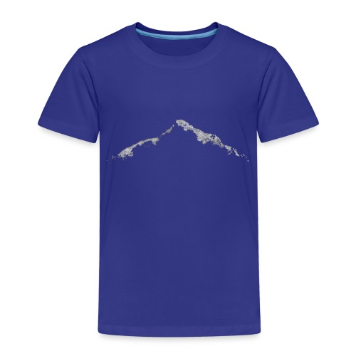 Home is Where The Mountains Are - Herren Langarm - Kinder Premium T-Shirt