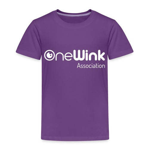 OneWink Association - T-shirt Premium Enfant