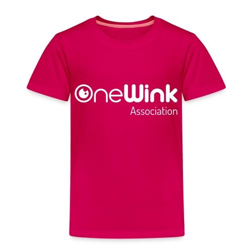 OneWink Association - T-shirt Premium Enfant