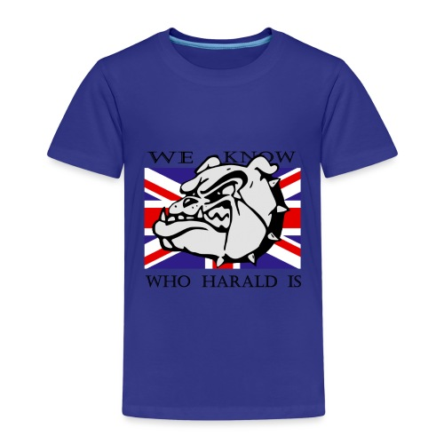 ! LONDON STYLE ! - Kinder Premium T-Shirt