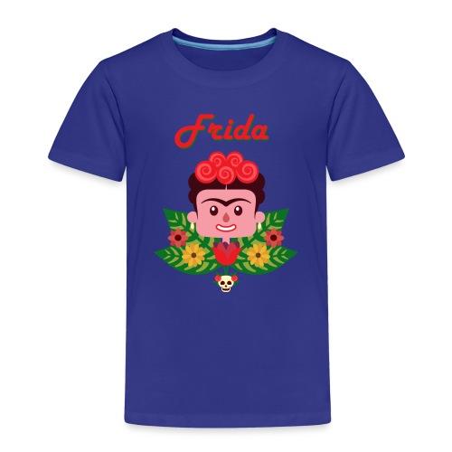 Frida - Camiseta premium niño