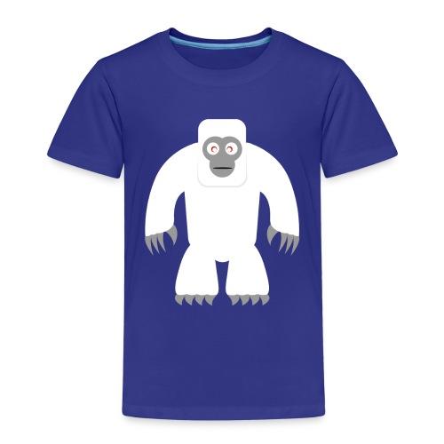 Yeti - Kinder Premium T-Shirt