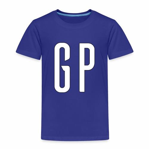 Gamingpapporna loggan - Premium-T-shirt barn