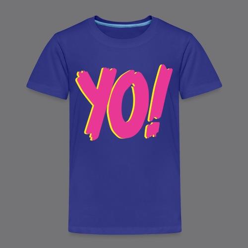 YO Tee Shirts - Kids' Premium T-Shirt