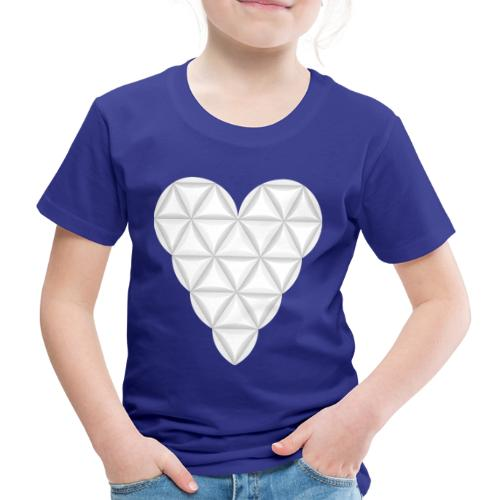 nThe Heart of Life x 1, New Design /Atlantis - 02. - Kids' Premium T-Shirt
