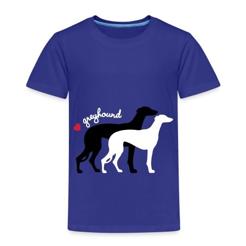 Greyhound Duo kif - T-shirt Premium Enfant