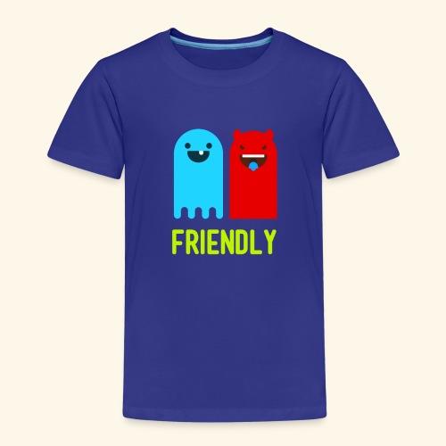 friendly - Camiseta premium niño
