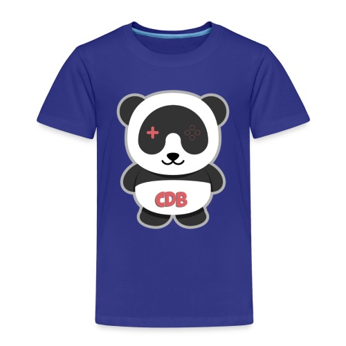 panda logo png - Kids' Premium T-Shirt